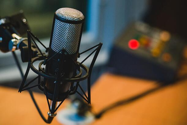 podcast-equipment-recording-microphone