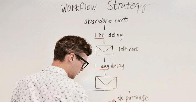 creating a webinar workflow